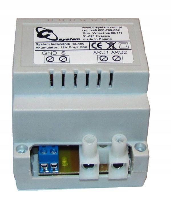 Separator ładowania akumulatorów SLA 80 C-system